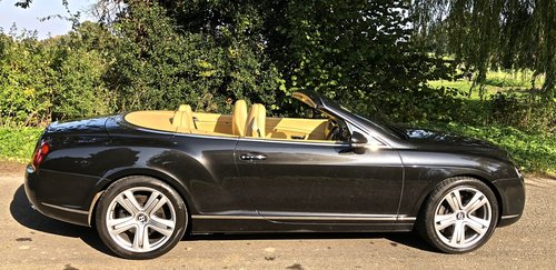 2007 BENTLEY CONTIENTAL GTC For Sale (picture 3 of 6)