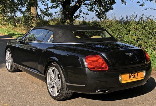 2007 BENTLEY CONTIENTAL GTC For Sale (picture 4 of 6)