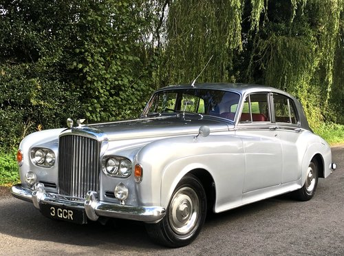 1964 BENTLEY S3 SALOON For Sale (picture 1 of 6)