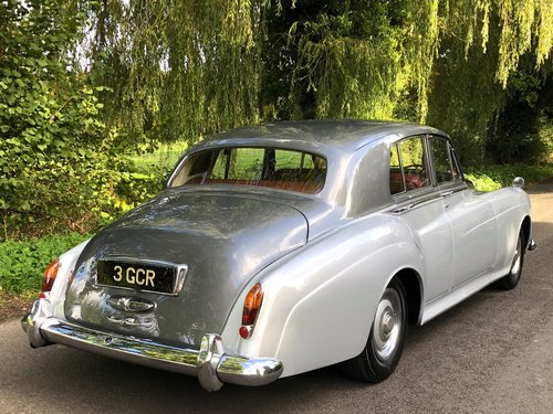 1964 BENTLEY S3 SALOON For Sale (picture 3 of 6)