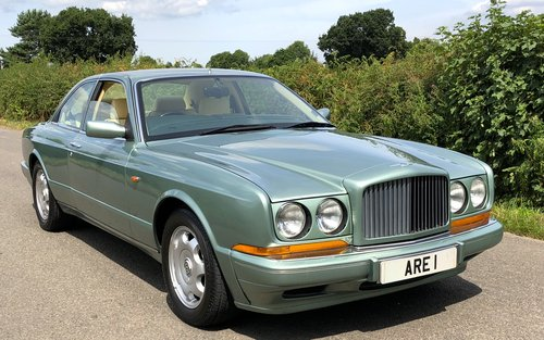 1993 BENTLEY CONTIENTAL R For Sale (picture 1 of 5)