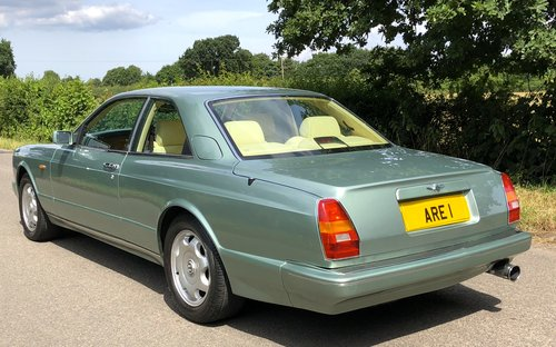 1993 BENTLEY CONTIENTAL R For Sale (picture 2 of 5)