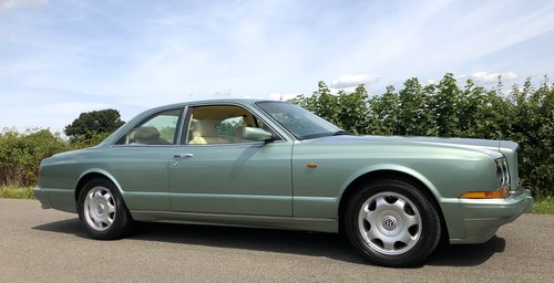 1993 BENTLEY CONTIENTAL R For Sale (picture 3 of 5)