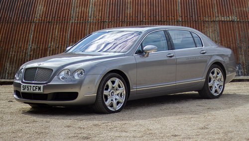 2007 Bentley Continental Flying Spur 2009 SOLD (picture 1 of 6)