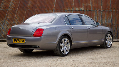 2007 Bentley Continental Flying Spur 2009 SOLD (picture 2 of 6)