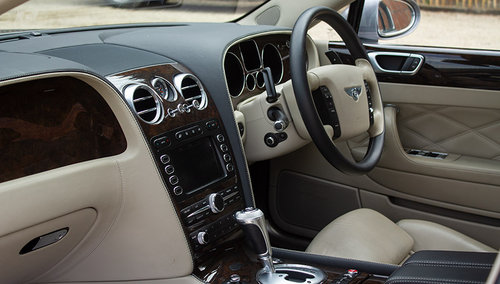 2007 Bentley Continental Flying Spur 2009 SOLD (picture 5 of 6)