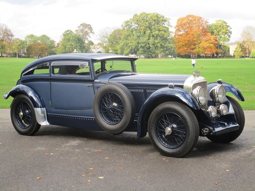 1953 Bentley Blue Train Style Replica For Sale (picture 1 of 1)