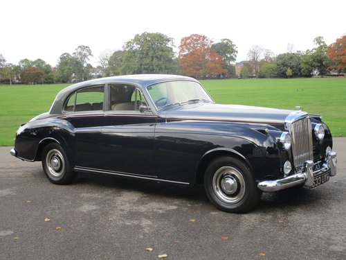 1958 Bentley S1 Saloon by James Young For Sale (picture 1 of 1)
