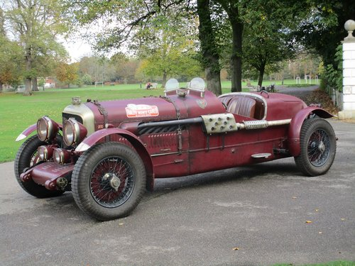 1950 Bentley Old No 1 Style Replica Open Tourer For Sale (picture 1 of 1)