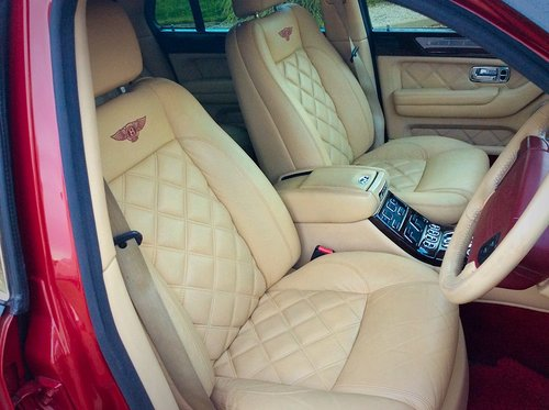 2002 BENTLEY ARNAGE T MULLINER SPEC - TOTALLY STUNNING - PX ? SOLD (picture 4 of 6)