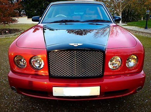 2002 BENTLEY ARNAGE T MULLINER SPEC - TOTALLY STUNNING - PX ? SOLD (picture 6 of 6)