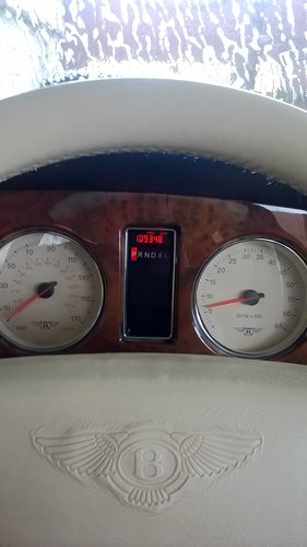 1998 Bentley Arnage Red Label Look For Sale (picture 4 of 6)