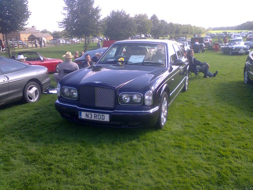 1998 Bentley Arnage Red Label Look For Sale (picture 2 of 6)