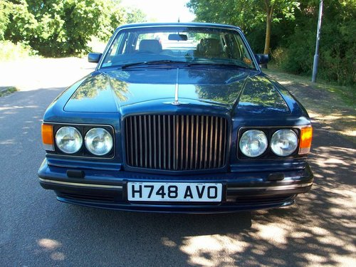 1991 BENTLEY TURBO R For Sale (picture 2 of 5)