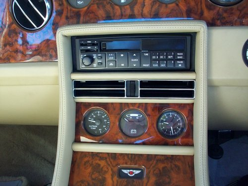 1991 BENTLEY TURBO R For Sale (picture 5 of 5)