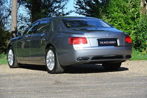 2014 BENTLEY FLYING SPUR W12 ** FULL BENTLEY SH. LOW MILES ** For Sale (picture 2 of 3)