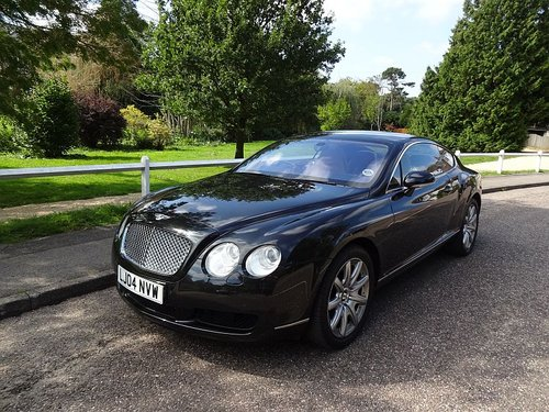 2004 Bentley Continental GT For Sale (picture 2 of 6)