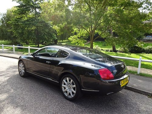 2004 BENTLEY CONTINENTAL GT For Sale (picture 4 of 6)
