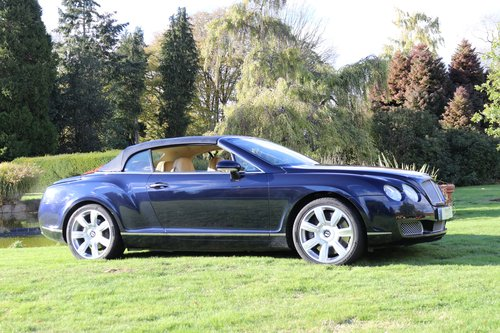 2007 BENTLEY GTC For Sale (picture 1 of 5)