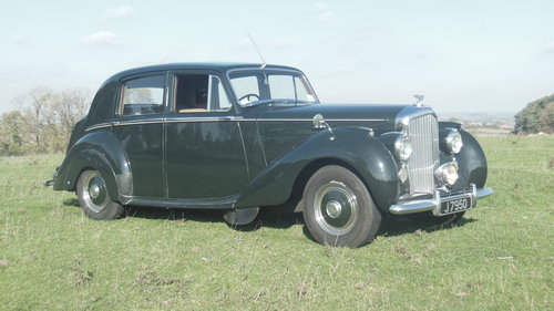 1950 Bentley Mark VI For Sale (picture 2 of 6)