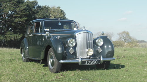 1950 Bentley Mark VI For Sale (picture 3 of 6)
