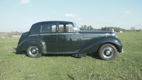 1950 Bentley Mark VI For Sale (picture 4 of 6)