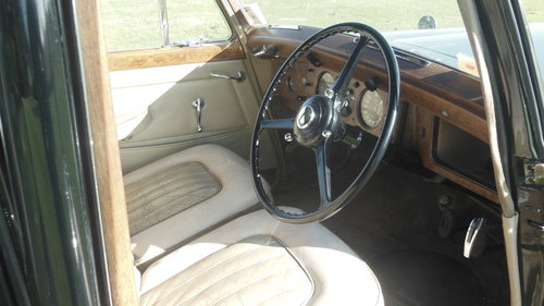 1950 Bentley Mark VI For Sale (picture 5 of 6)