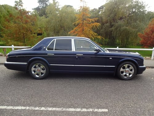 2000 BENTLEY ARNAGE RED LABEL - ONLY 43,000 MILES SOLD (picture 2 of 6)