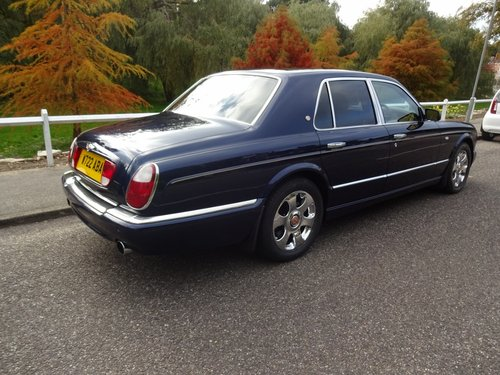 2000 BENTLEY ARNAGE RED LABEL - ONLY 43,000 MILES SOLD (picture 3 of 6)