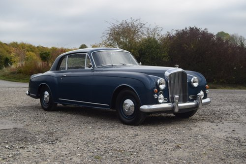 1956 Bentley Continental S1 For Sale (picture 1 of 6)