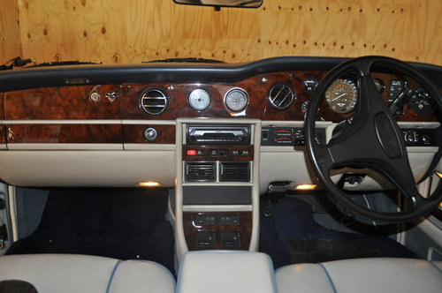 Beautiful 1989 Continental Convertible SOLD (picture 6 of 6)