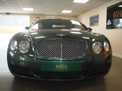 2004 Bentley Continental GT SOLD (picture 3 of 6)
