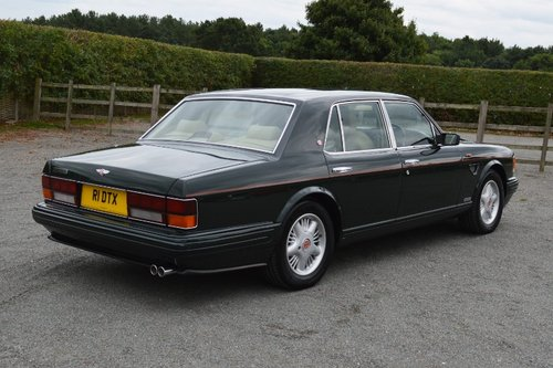 1998 BENTLEY BROOKLANDS R For Sale (picture 1 of 6)