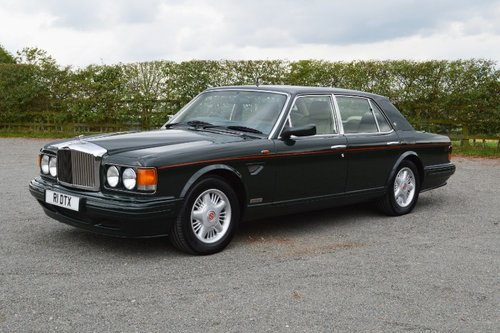 1998 BENTLEY BROOKLANDS R For Sale (picture 2 of 6)