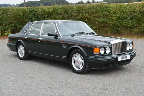 1998 BENTLEY BROOKLANDS R For Sale (picture 6 of 6)