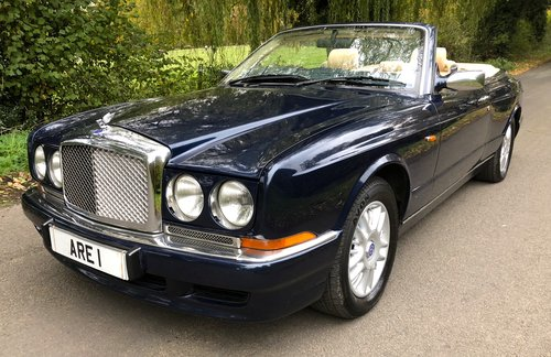 2000 BENTLEY AZURE  Now SOLD more required  For Sale (picture 1 of 6)
