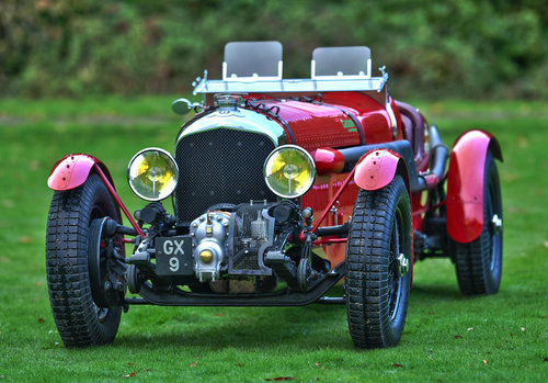 1932 Bentley Blower 4/8 litre racer. SOLD (picture 1 of 6)