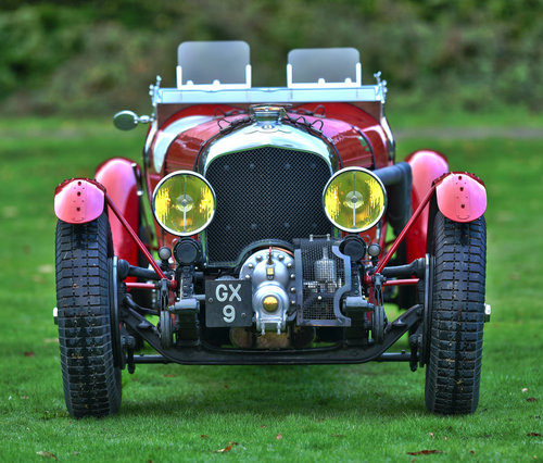 1932 Bentley Blower 4/8 litre racer. SOLD (picture 2 of 6)
