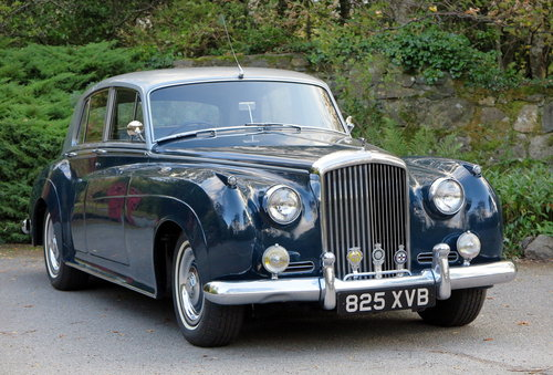 1962 Bentley S2 Four Door Sports Saloon  B433DV For Sale (picture 1 of 6)