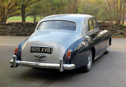 1962 Bentley S2 Four Door Sports Saloon  B433DV For Sale (picture 2 of 6)
