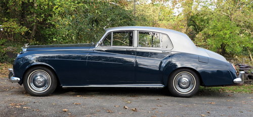 1962 Bentley S2 Four Door Sports Saloon  B433DV For Sale (picture 3 of 6)