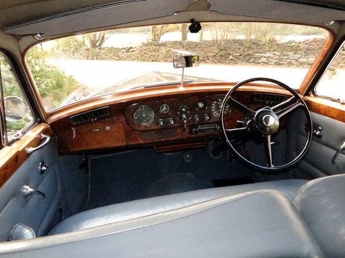 1962 Bentley S2 Four Door Sports Saloon  B433DV For Sale (picture 4 of 6)