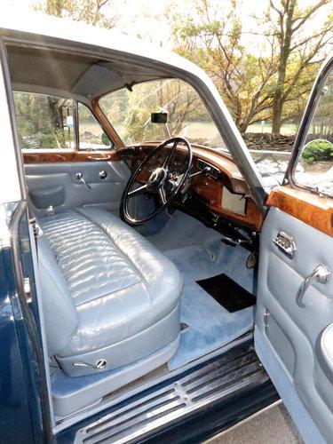 1962 Bentley S2 Four Door Sports Saloon  B433DV For Sale (picture 5 of 6)