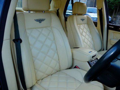 2003 BENTLEY ARNAGE T - IMPECCABLE S/HISTORY - 57K MILES - SOLD (picture 4 of 6)