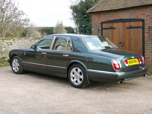 2000 Bentley Arnage Red Label  For Sale (picture 3 of 6)