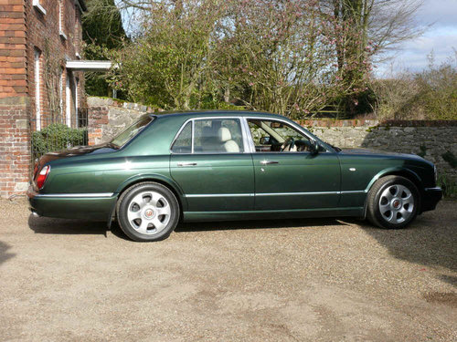 2000 Bentley Arnage Red Label  For Sale (picture 4 of 6)