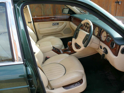 2000 Bentley Arnage Red Label  For Sale (picture 5 of 6)