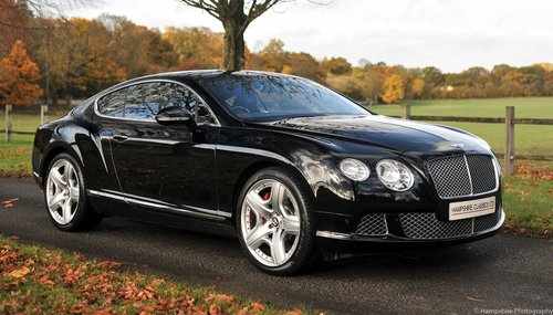 2012 Bentley Continental GT SOLD (picture 1 of 6)