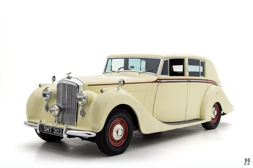 1947 BENTLEY MARK VI SALOON For Sale (picture 1 of 6)