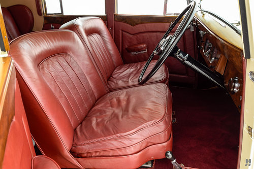 1947 BENTLEY MARK VI SALOON For Sale (picture 4 of 6)